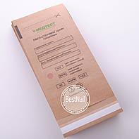 Крафт пакеты для паровой и воздушной стерилизации МЕДТЕСТ, 100х200 мм, 50 шт