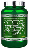 100% Whey Isolate Scitec Nutrition (2000 гр.)