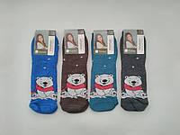 Шкарпетки махрові жіночі Конюшина