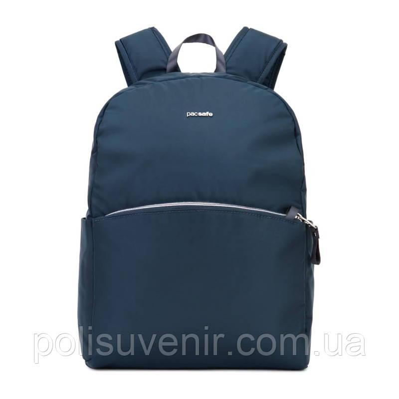 """Жіночий рюкзак """"антизлодій"""" Stylesafe, 6 ступенів захисту"""
