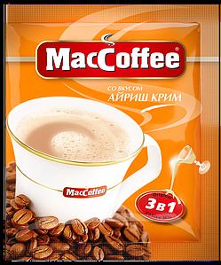 MacCoffee со вкусом Айриш крем 3-в-1 1 пакетик
