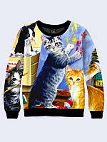 Свитшот Artists cats
