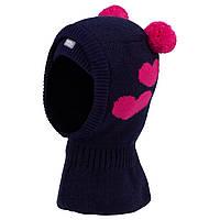 Шапка-шлем для девочки  TuTu 111 арт. 3-004808 (42-46, 46-50), фото 1