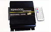 Автомобильный усилитель звука Kenwood MRV-F5502BT 1800W 2-х канальный Bluetooth