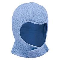Зимний шапка-шлем для мальчика TuTu 107 арт. 3-004804 (42-46), фото 1