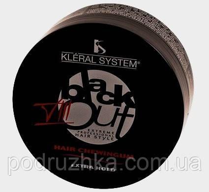 Паста для волос Kleral System Black Out Texture Molding Paste, 100 мл