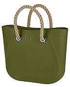 Сумка для покупок Ardesto S-Bag Хакі (AR1810KB)