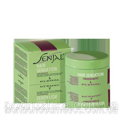 Маска для восстановления волос Kleral System Reviving Cream Gel, 200 мл
