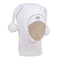 Шапка-шлем для девочки  TuTu 109 арт. 3-004815 (44-48, 48-52)
