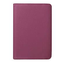 Чехол книжка  Rotary Stand для Samsung Galaxy Tab S2 8.0  T710 T715 фиолетовый