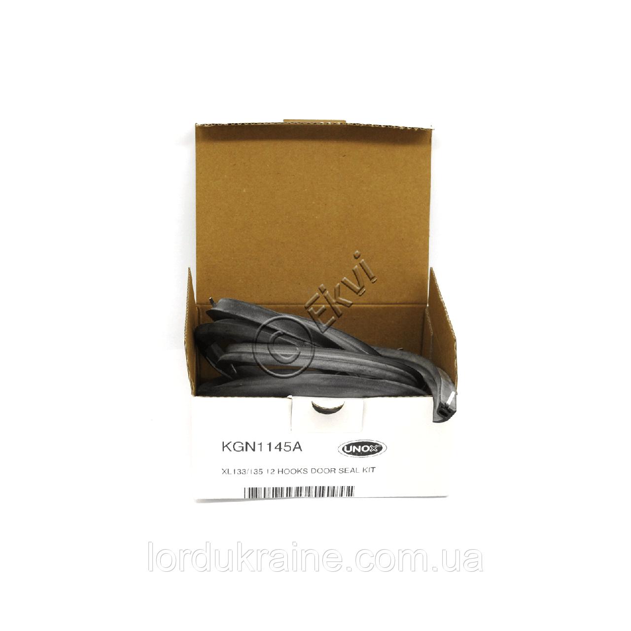 Уплотнительная резина GN1145А для двери на расстойку UNOX XL 135