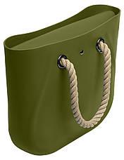 Сумка для покупок Ardesto S-Bag Хаки (AR1810KB), фото 3