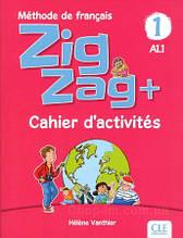 Рабочая тетрадь ZigZag+ 1 Cahier d'activités