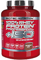 100% Whey Protein Professional + ISO Scitec Nutrition (2280 гр.)