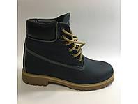 Зимние подростковые ботинки на цигейке- Бровары