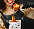 Паста для шугаринга Velvet GOLDY Kiss ② 400 грамм, фото 4