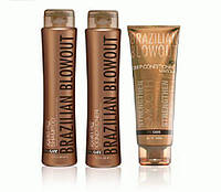 Набор Brazilian Blowout Anti-Frizz (шампунь+кондиционер+маска)