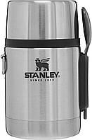 Термос пищевой с ложкой Stanley Adventure SS 0.53 л