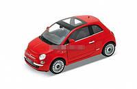 Модель машины FIAT 500 2007 WELLY