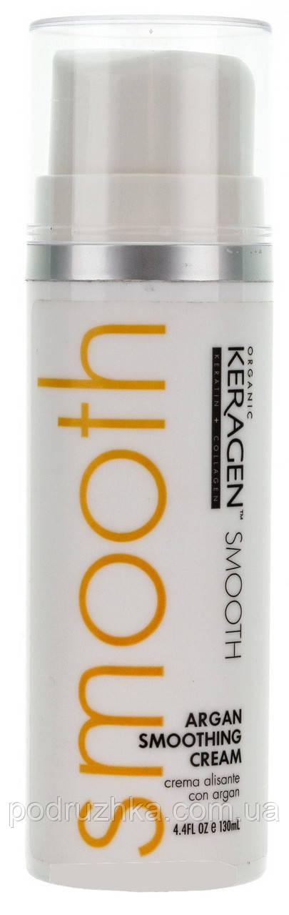 Аргановый крем для волос Organic Keragen Argon Cream