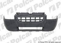 Бампер передний черн (без решетки) Fiat Doblo 01-05