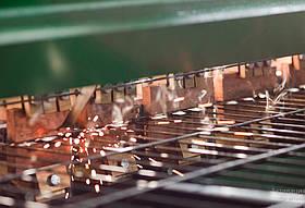 Компания имеет современное технологическое оборудование для изготовления POSM, торгового оборудования, торговых стеллажей