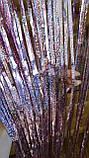 Світло-рожевий дощик з супер голограмою для фото зони (висота 4 метра, ширина 1м), фото 6