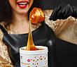 Паста для шугарінга Velvet GOLDY Shine ① 800 грам, фото 4