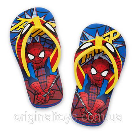 Детские вьетнамки Человек-паук Disney