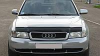 Дефлектор капота  Audi A4  1994-2001, Мухобойка Audi A4