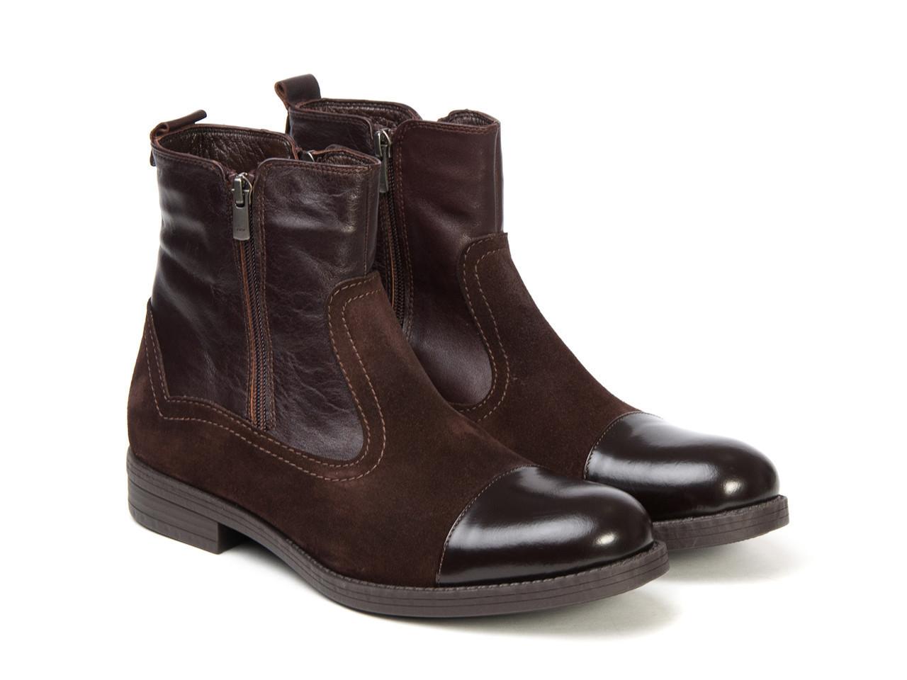 Сапоги  Etor 11969-7153 43 коричневые