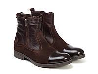 Сапоги  Etor 11969-7153 43 коричневые, фото 1