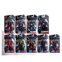 Фигурки супергероев, 9 видов, XY9103
