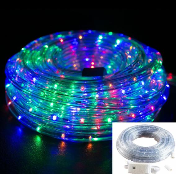 Светодиодная лента RGB 50 м Мультицвет