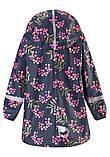 Демисезонная куртка-дождевик для девочки Reima Vatten 521506.9-6981. Размеры 104 - 134., фото 2
