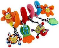 Іграшка-пружинка Playgro Дивовижний сад