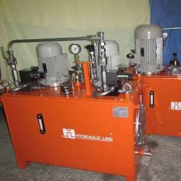 Промышленные гидростанции