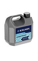 Акриловая грунтовка глубокого проникновения для внутренних работ krumix «Аквагрунт» 5л.