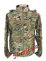 Куртка тактическая SCU14 SoftShell Multicam, 10864049