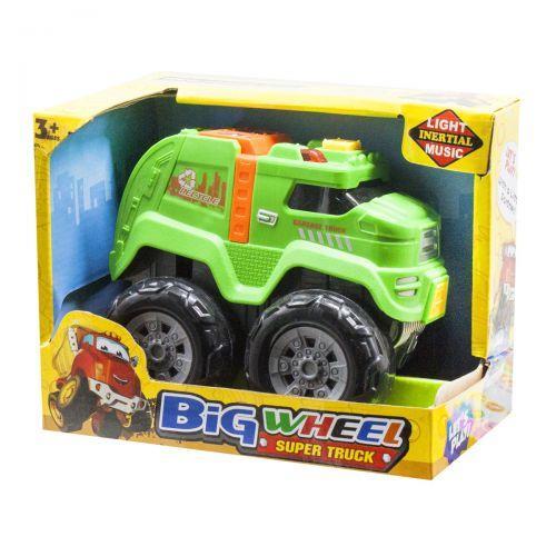 Машина батар. 6920 зеленый