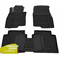 Резиновые коврики Mazda 6 2013-2020 Avto-gumm/ Мазда 6 Авто-Гумм