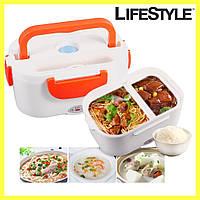 Ланчбокс с подогревом от сети 220 вольт Electric Lunch Box