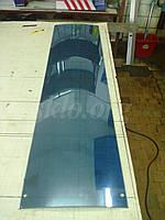 Гнутое закаленное стекло 100см х 100см, толщина 0.4см, прозрачное, радиус 120см