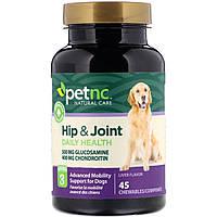 Здоровые суставы, для собак, Hip & Joint, 21st Century Health Care, 45 т.
