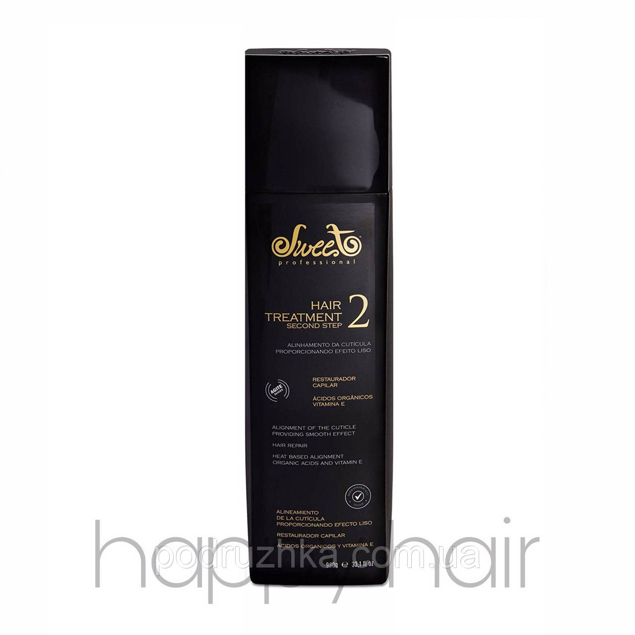 Кератин для волос Lovely Sweet 500 мл