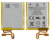 Батарея (АКБ, аккумулятор) для iPod Nano 7G, #616-0640, оригинал