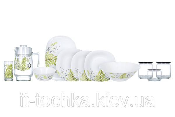 Купить Сервиз столовый luminarc neo carine abella на 36 предметов (p0070)