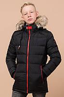 Зимняя куртка для мальчиков подростков