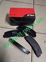 Колодки тормозные передние ВАЗ 2121-2123,REMSA