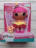 Малышка Lalaloopsy Печенюшка-сладкоежка с аксессуарами 23 см 539742